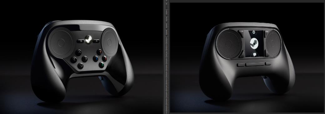 Обновленному прототипу Steam Controller добавили кнопок - Изображение 1