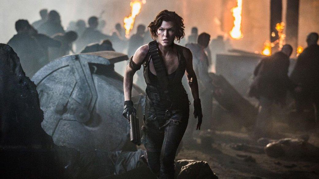 Resident Evil (film) - Wikiquote