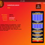 Скриншот World Basketball Manager 2009 – Изображение 14