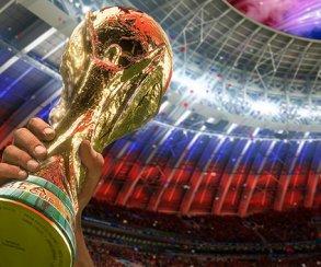 Игроки Сборной России (и не только) в FIFA 18 World Cup