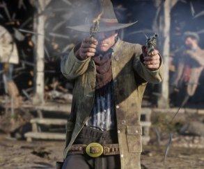 Появилась масса информации о Red Dead Redemption 2. По слухам, в игре будет режим Battle Royale!