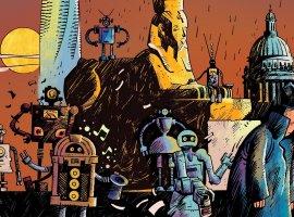 Дикий мир будущего: что почитать, если после Death Stranding хочется еще футуризма