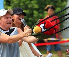 В Финляндии откроют парк развлечений по Angry Birds