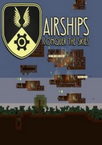 Airships: Conquer the Skies – фото обложки игры