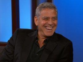 Джимми Киммел показал Джорджу Клуни свой пенис. Спустя полтора года актер отомстил