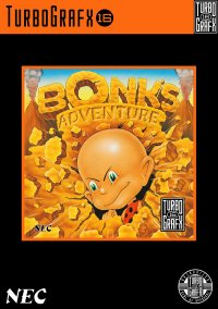 Bonk's Adventure – фото обложки игры