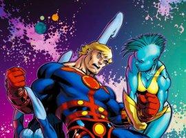 Слух: Marvel ищет открытого гея наглавную роль в«Вечных»