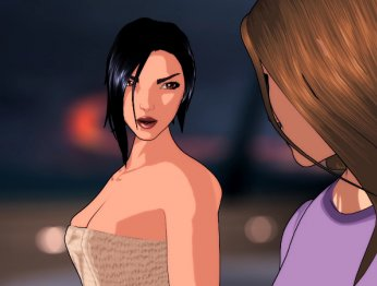 Рецензия на Fear Effect Sedna