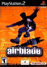 Airblade – фото обложки игры
