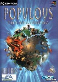 Populous III - The Beginning – фото обложки игры