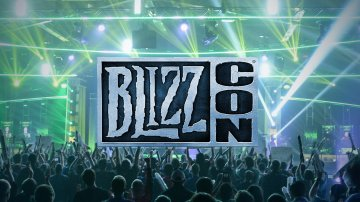 Текстовая трансляция сBlizzCon 2018