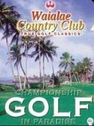 Waialae Country Club: True Golf Classics – фото обложки игры