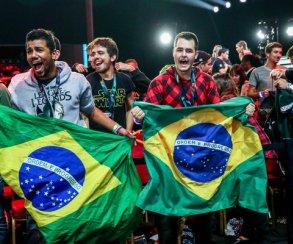PaiN обыграла Na`Vi на турнире по Dota 2, а бразильский комментатор от радости зачитал рэп