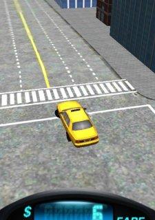 City 3D Duty Taxi Driver