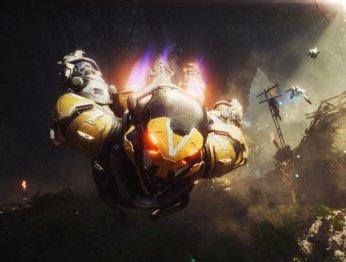 Вработе. Живые впечатления отAnthem— новой большой игры BioWare