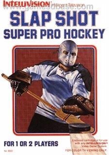 Slap Shot: Super Pro Hockey