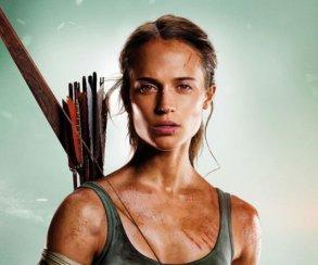 Алисия Викандер рассказала, что насъемках «Tomb Raider: Лара Крофт» далось ейсложнее всего