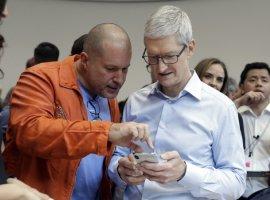 Apple запатентовала свой гибкий смартфон