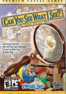 Can You See What I See?: Curfuffles Collectibles