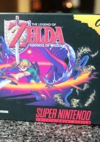 The Legend of Zelda: Goddess of Wisdom – фото обложки игры