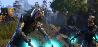 The Elder Scrolls Online: Morrowind. Геймплейный трейлер с E3 2017