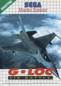 G-LOC Air Battle – фото обложки игры