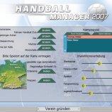 Скриншот Handball Manager 2007 – Изображение 1