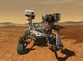 Perseverance— название нового марсохода NASA. Его придумал семиклассник