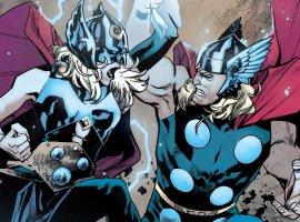 Marvel Generations: встреча двух Торов закончилась неожиданным твистом