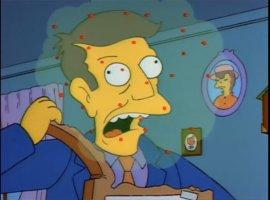 «Симпсоны» предсказали смертельный вирус изАзии. Правда, онпришел неизКитая
