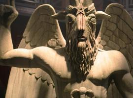 «Сатанистский храм» планирует подать в суд на создателей новой «Сабрины» из-за статуи в сериале