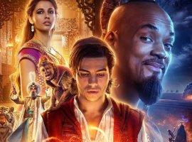 Нановых постерах «Аладдина» представили вовсей красе персонажей будущего фильма