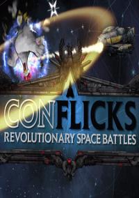 Conflicks - Revolutionary Space Battles – фото обложки игры