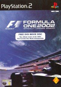 Formula One 2002 – фото обложки игры