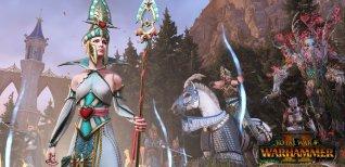 Total War: Warhammer II. Анонс DLC Queen and the Crone Trailer