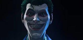 Batman: The Enemy Within - The Telltale Series. Персонаж VILLAIN