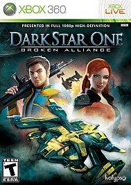 DarkStar One: Broken Alliance – фото обложки игры