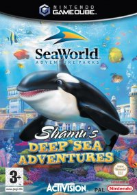 SeaWorld Adventure Parks: Shamu's Deep Sea Adventures – фото обложки игры