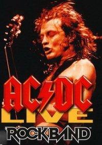 AC/DC LIVE: Rock Band – фото обложки игры