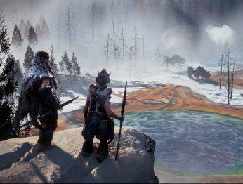 10 атмосферных гифок изHorizon Zero Dawn: The Frozen Wilds