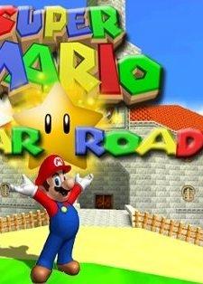 Super Mario 64 Star Road