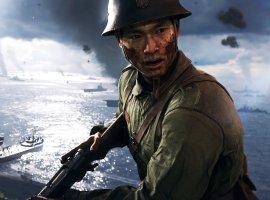 В трейлере пятой главы Battlefield V японец шинкует катаной американцев