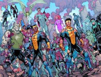 Действительноли «Неуязвимый» Роберта Киркмана— это «лучший супергеройский комикс»?