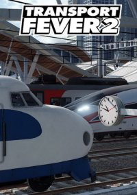 Transport Fever 2 – фото обложки игры