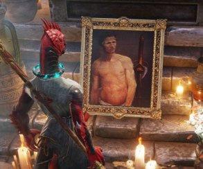 Беспредел! Босса из Divinity: Original Sin II забили до смерти его же портретами