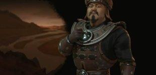 Sid Meier's Civilization VI: Rise and Fall. Представление Монголии