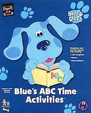 Blue's 123 Time Activities – фото обложки игры