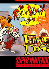 The Ren & Stimpy Show: Fire Dogs – фото обложки игры