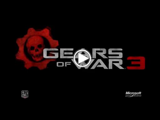 Gears of War 3 - E3 2011. Геймплей
