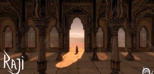 Raji: An Ancient Epic. Анонсирующий трейлер